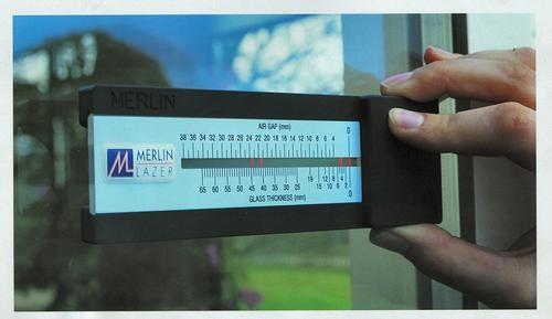 a5a13d76b78 Merlin Lazer Glass Measurement Gauge - Glass Testing   Measurement ...