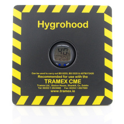 Hygrohood Relative Humidity Floor Box