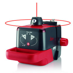 Roteo 25HV - Fully Automatic Horizontal and Vertical Rotating Laser