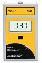 Solarmeter® 7.5 UV Meter (W/m²  - Eeff)