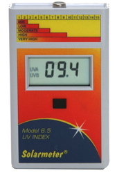 Solarmeter® 6.5 UV Index Meter